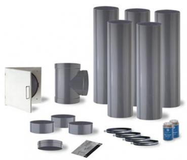 Easy-Line Wäscheschacht System 1 DN280 Kunststoff
