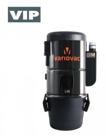 Variovac Zentralstaubsauger Q15VIP