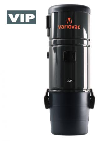 Variovac Zentralstaubsauger Q24VIP