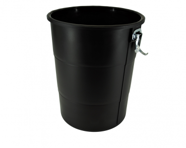 Metal dirt container 22l