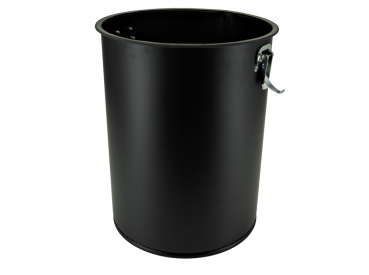 Metal dirt container 25 liters