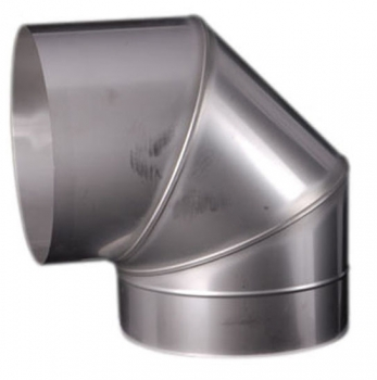 Easy-Line 90° Elbow DN400 stainless steel