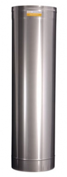 Easy-Line Extension piece 1000 mm DN250 stainless steel