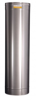 Easy-Line Extension piece 1000 mm DN400 stainless steel