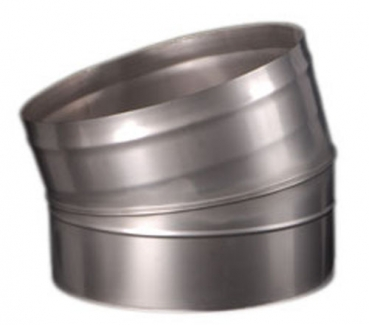 Easy-Line 15° Elbow DN250 stainless steel