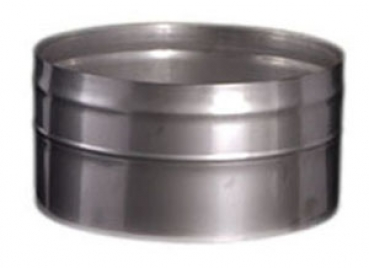 Easy-Line Extension piece 150 mm DN250 stainless steel