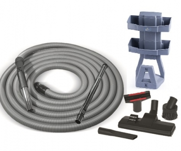 Cleaning kit with standard hose 9 m