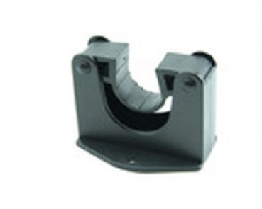 Wall bracket for telescopic wand
