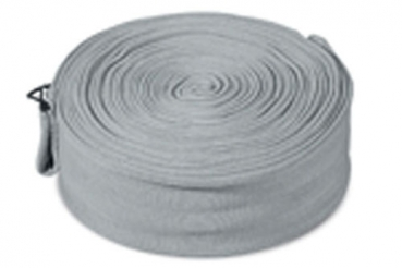 Hose protection sock, 9m grey, incl. assembling aid