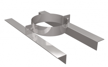 Support Ø 300 mm stainless steel