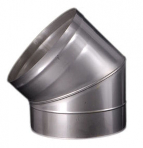Easy-Line 45° Elbow DN400 stainless steel