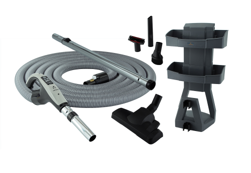 Variovac central vacuum cleaner Package Q15VIP
