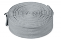 Hose protection sock, 12m grey, incl. assembling aid